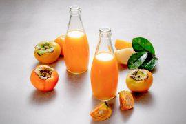 ジュースで旬を味わおう! 柿と梨