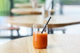 冷え対策に。「陽性野菜を使ったジュース」