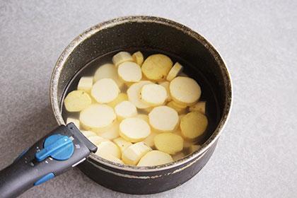 なめらか芋ようかんレシピ1