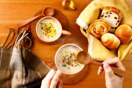 ジャガイモのソイスープ