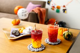 おうちで楽しむ!ハロウィンジュース